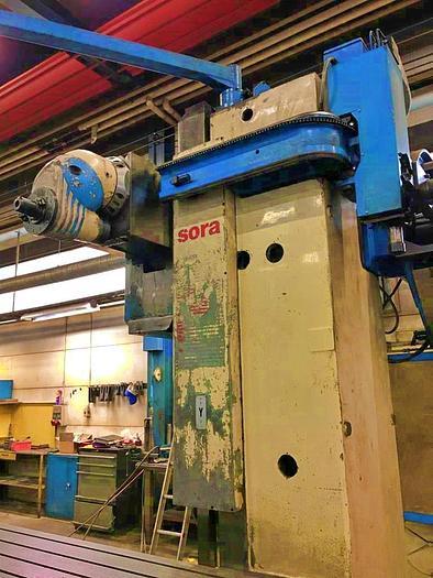 Frezarka łożowa CNC SORALUCE SORA 3