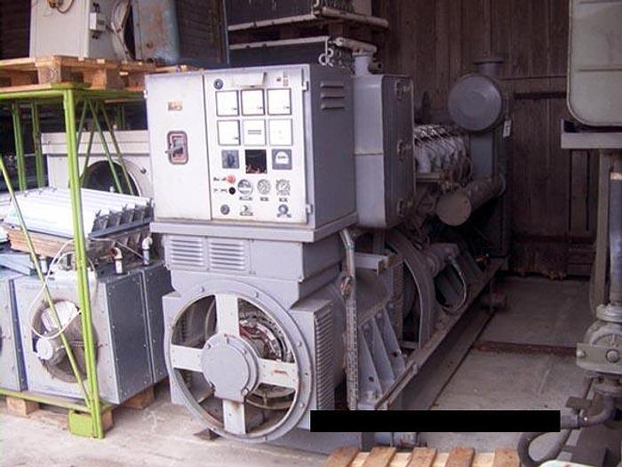 Używane Agregat prądotwórczy 250 KVA