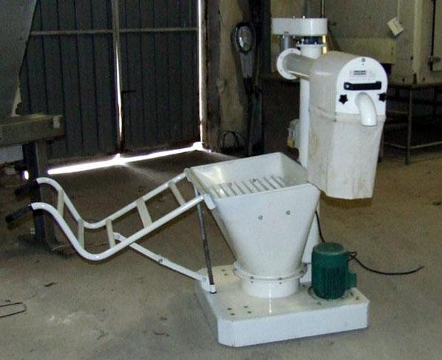 Używane Przesiewacz do mąki - Esteve Silos - constructions Mecaniques - Automation