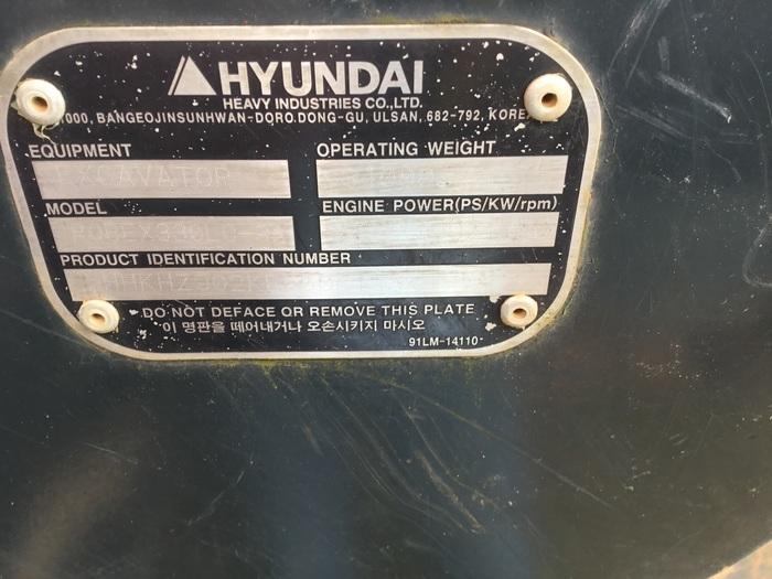 2014 Hyundai 330LC-9a