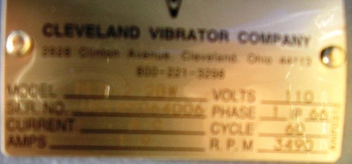 HK Technologies (Cleveland Vibrator Co.) HKC-17