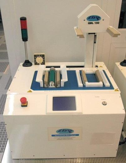 Used TB-Ploner tbp QBL-150 Flat and Notch Aligner
