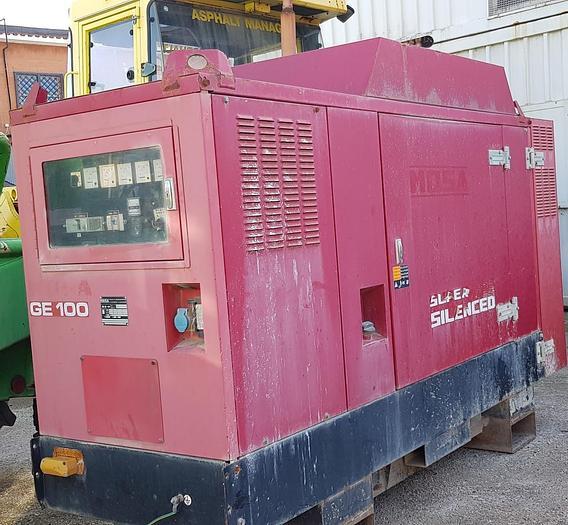 Usata Gruppo Elettrogeno, MOSA GE 100  SX - 100 Kva