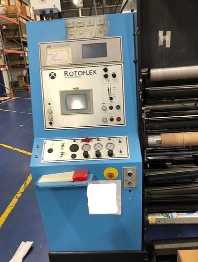 "Used 2008 Rotoflex VLI 700 - 26"" Slitter Rewinder"