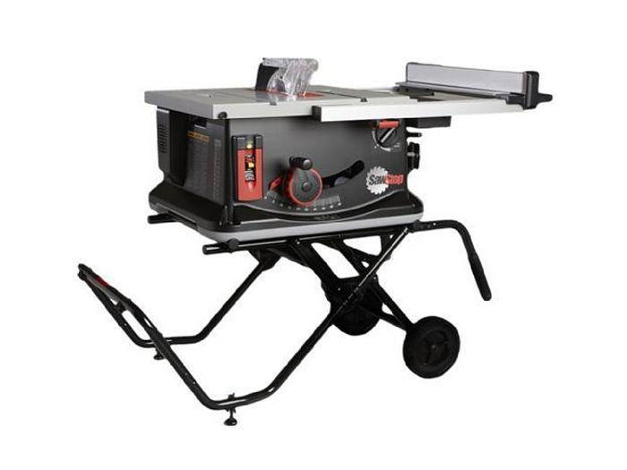 "SawStop JSS 10"" Jobsite Pro Table Saw"