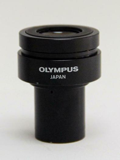 Used Olympus WK 10X/20L-H Microscope Eyepiece (8883)W