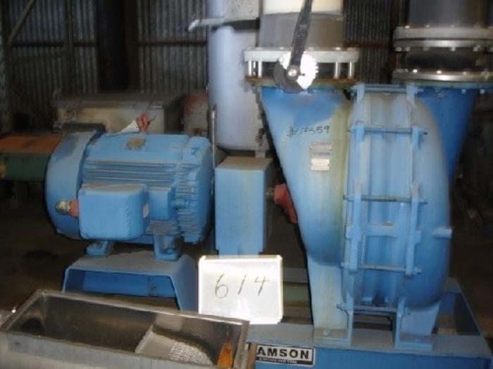 Lamson 100 Hp Air Blower