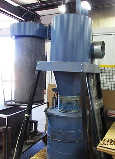 Used Oliver 7165 Cyclone Dust Collector