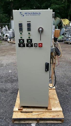 Used 18 KW H & P TOOL TEMPERATURE CONTROL SYSTEM – WATER – S/S