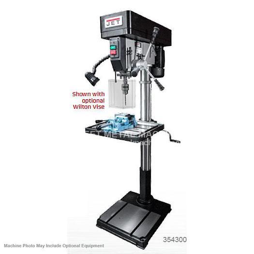 JET IDP-17 Industrial Floor Model Drill Press 354300