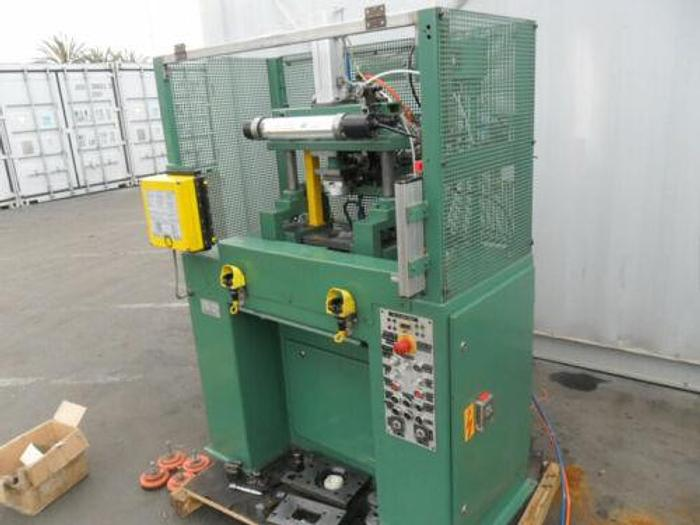 KNAUTZ WIDANI MODEL BS 11 FORMING AND TRIMMING PRESS