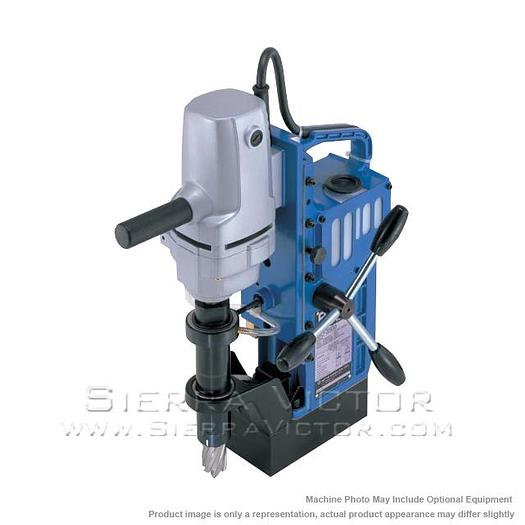 NITTO KOHKI Portable Manual Feed Magnetic Drilling Machine UOJ-3500