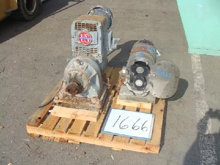 Tri-Clover PR125 #1666