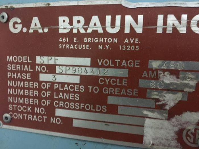 1984 Braun small piece