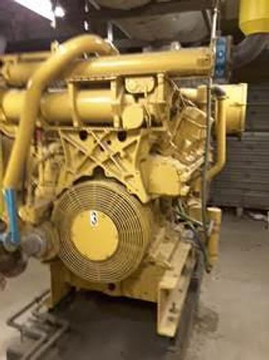 750 kW 1989 Caterpillar 3508 DITA Diesel Generator