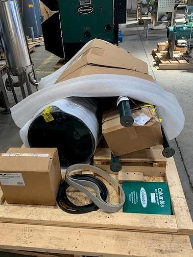 2019 Columbia 30 Hp Low Pressure Low NOX Boiler