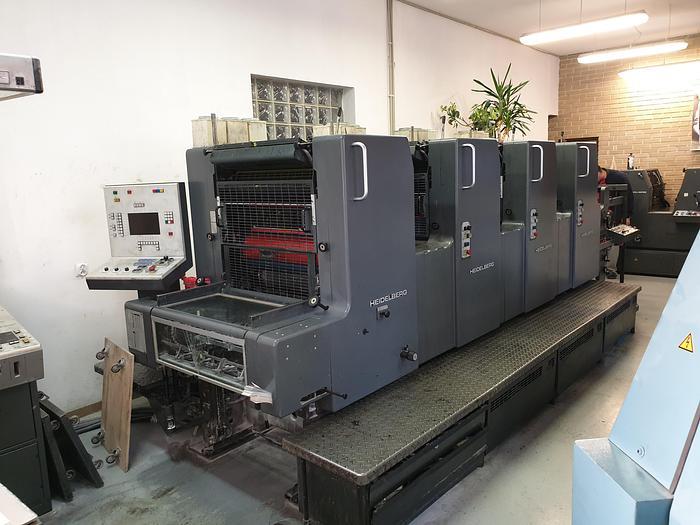 Used HEIDELBERG MOVP 1991 CPC