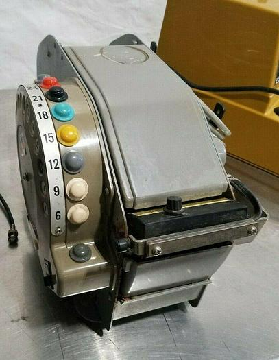 Used Better Pack 555S Industrial Tape Dispenser with water heater NO Water Bottle