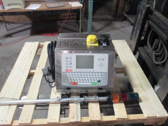 Used Citronix Code Dater Printer; Md#Ci1000