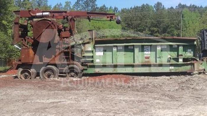 Used 2001 Bandit Beast 3680 Horizontal Grinder