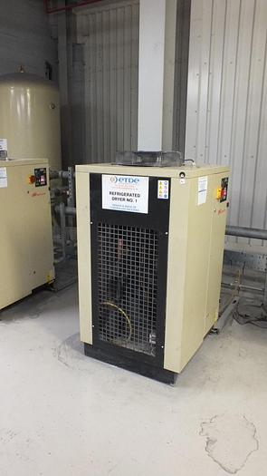 Used 2011 INGERSOLL RAND D950IN-A Refrigerated dryer