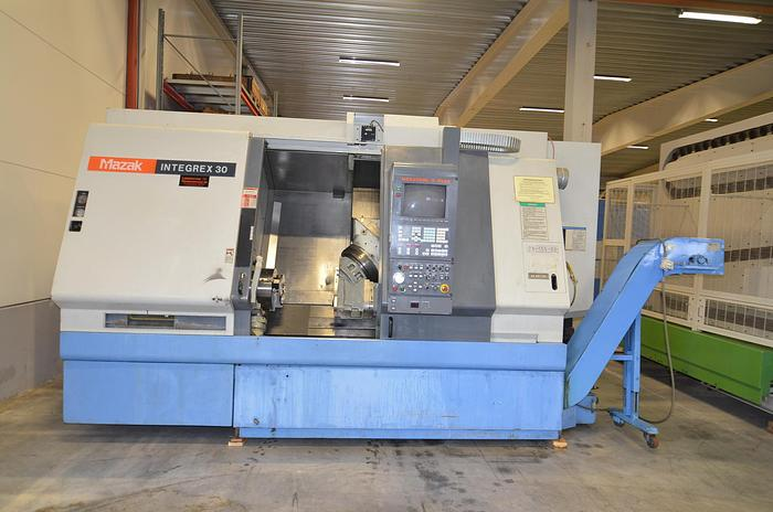 MS72 - MAZAK Integrex 30