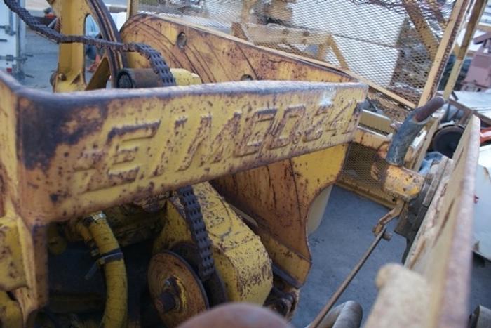 Eimco 24B Rail Mucker