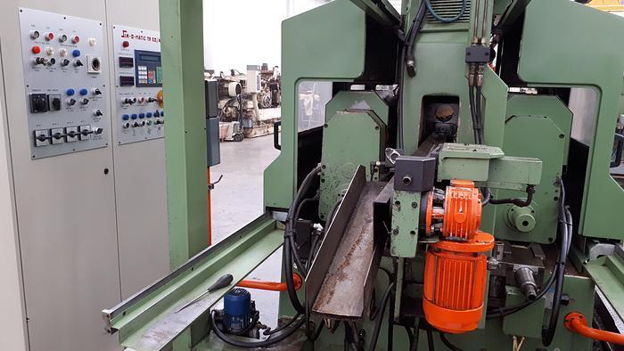 Centratrice di taglio con taglio SINICO TR60-4-350