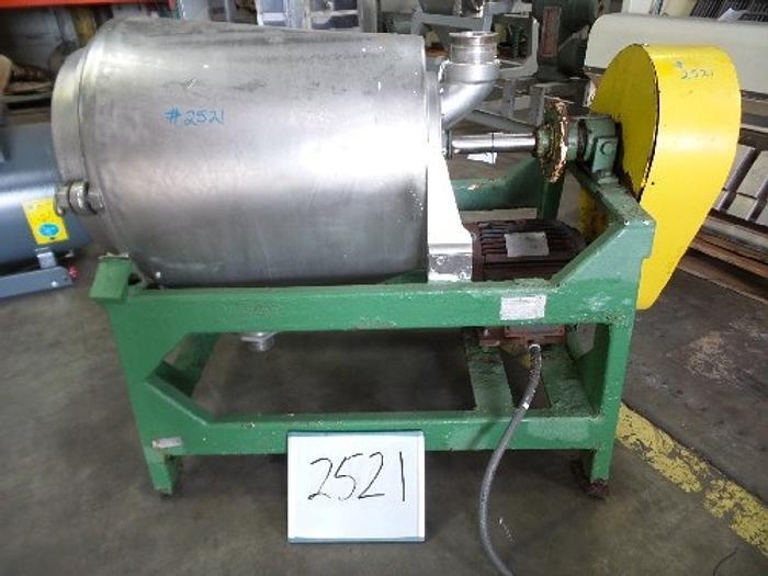 Used Langsenkamp Model 67-A Pulper