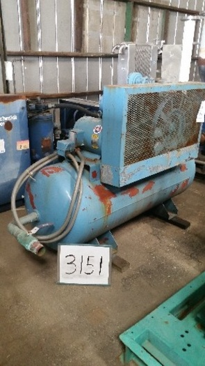 10 Hp. Air Compressor #3151