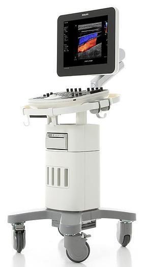 Gebraucht Philips ClearVue 550 Ultraschallsystem