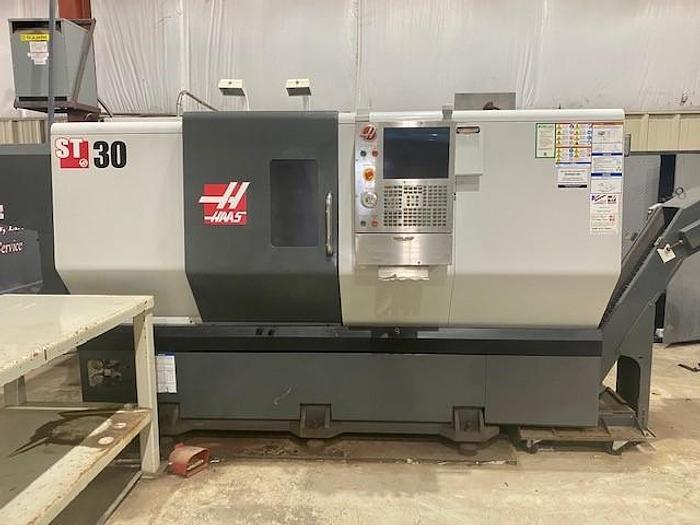 Used 2011 Haas ST-30 CNC Lathe
