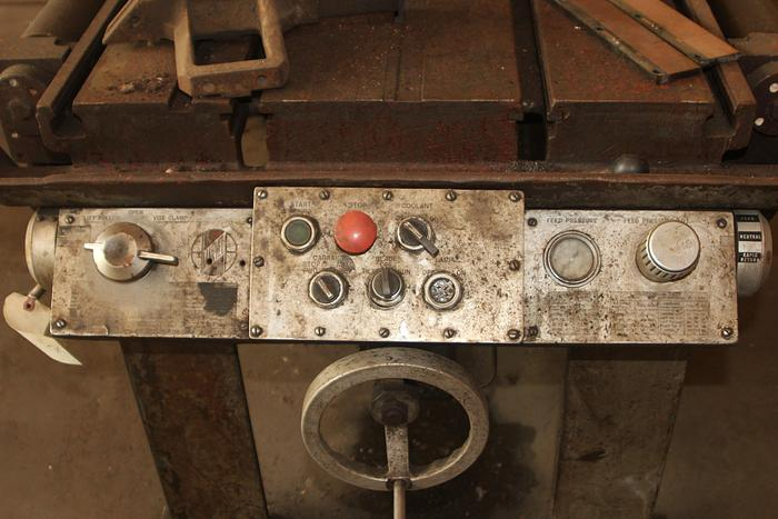 """1978 Marvel 81 Vertical Band Saw  