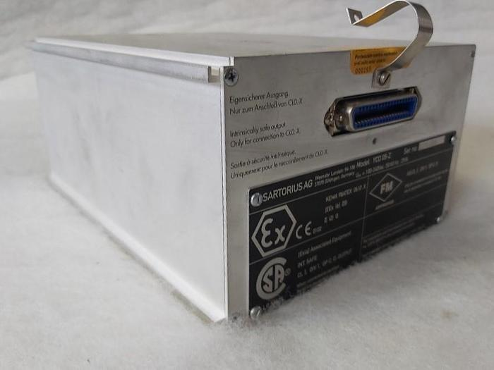 Gebraucht Stromversorsorgung für Ex Bereich, YCO 05-Z, Sartorius,  gebraucht