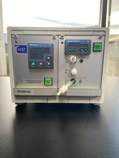 Used Wave Biotech CO2MIX20 CO2 Air Controller