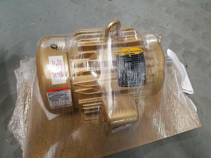 Baldor-Reliance Super E Motor 3 HP NEW!