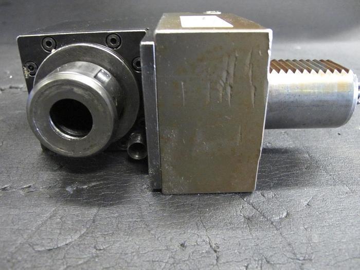 Gebraucht Angetriebenes Werkzeug VDI 40 Werkzeugaufnahme