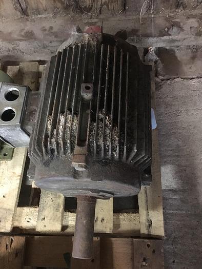 Used 11 kW, Siemens, Electric motor