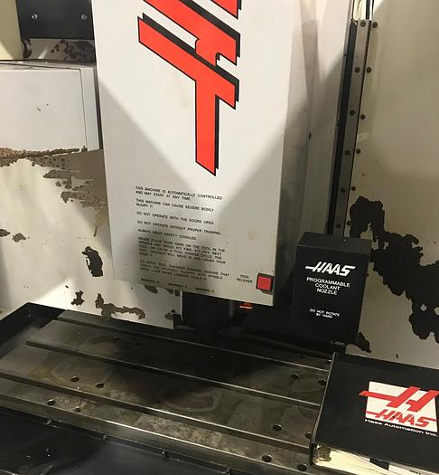 1997 Haas VFOE Machining Center #1677