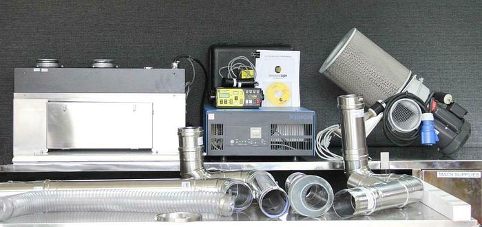 Used Xenon RC-847 UV/VIS Pulsed Light Curing System, RC-800, RC-847, LH-840 (6939)