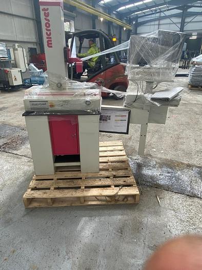 Used Devlieg Microbore Tool Presetting Machine