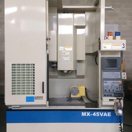 Usata OKUMA MX 45VAE CNC