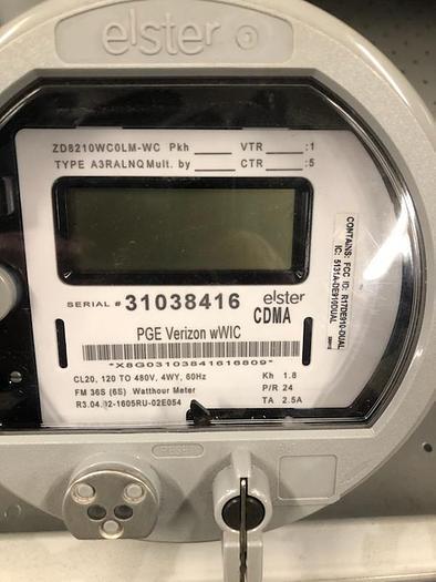 Elster Electric Meters