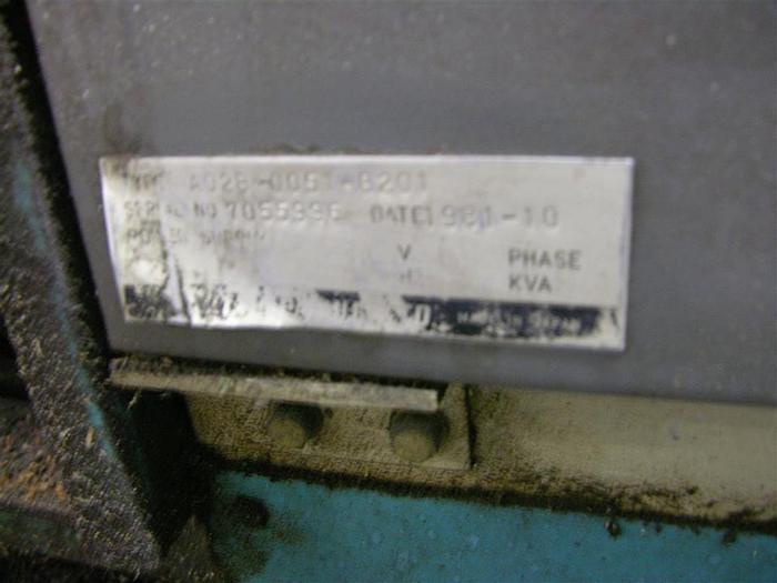 Used 1981 Mazak Powercenter V10N