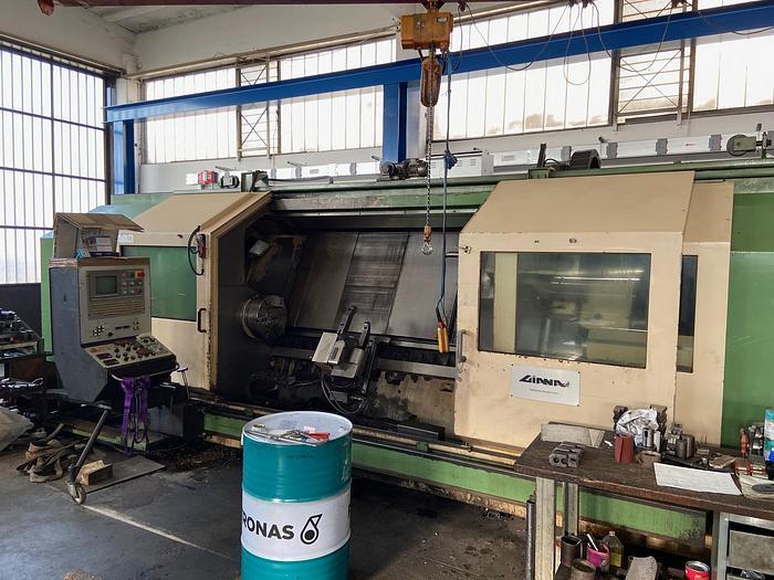 Installata Tornio Cnc GIANA GF 450 CNC