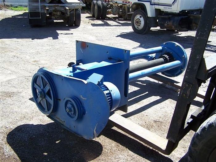 Fowler Vertical Pump