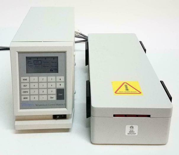 Used Waters Temperature Control Module II TC2 with Column Heater WAT038040 (4981)