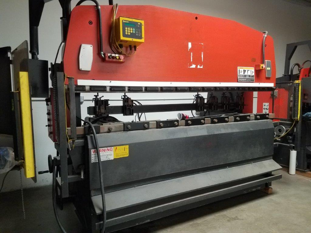 2000 110 Ton Amada RG-100 CNC Press Brake