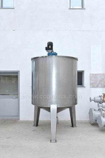 Miscelatore per liquidi, COPRINOX MIX3000, 3000 lt