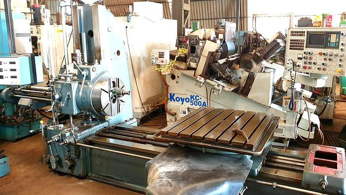 WMW Union BFT 80 Horizontal Boring Machine